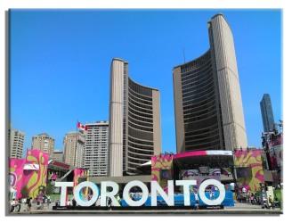 New Toronto City Hall : Photo by Cory Lemos